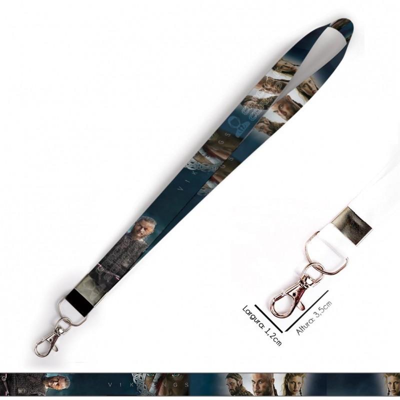Cordão Vikings C0323P com Mosquete