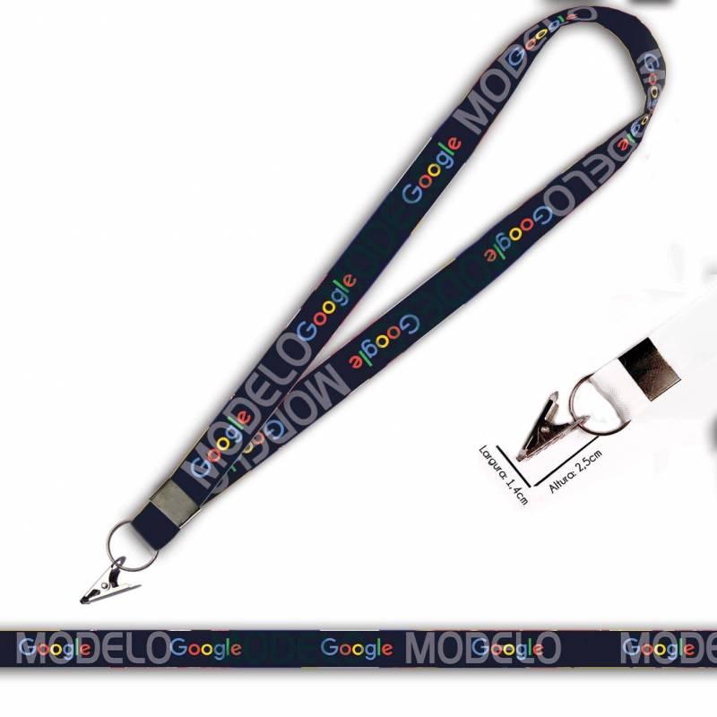 Google C0012P Cordão com Jacaré