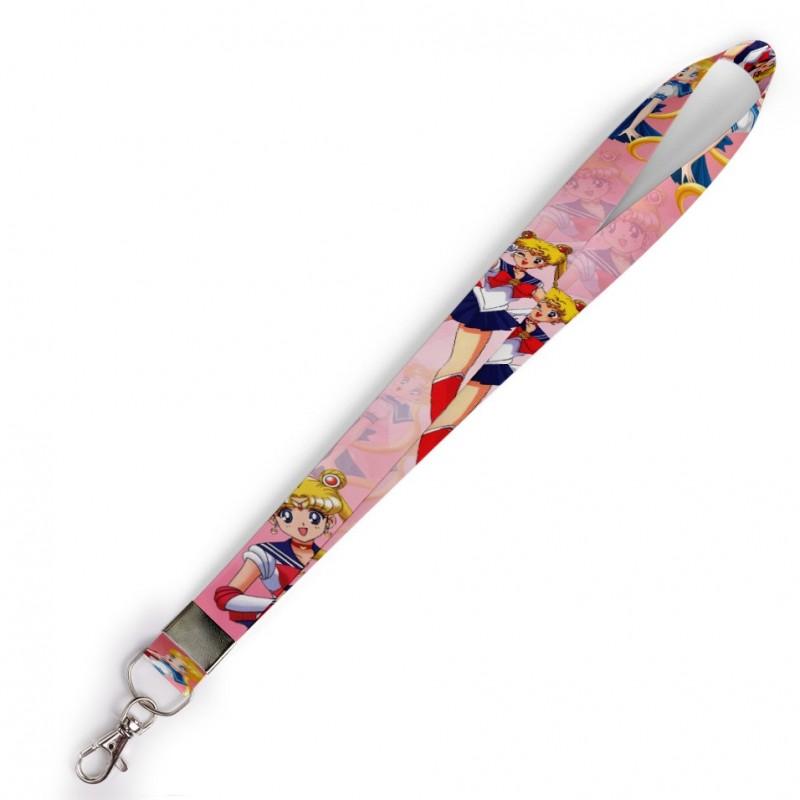Cordão Sailor Moon C0506P com Mosquete
