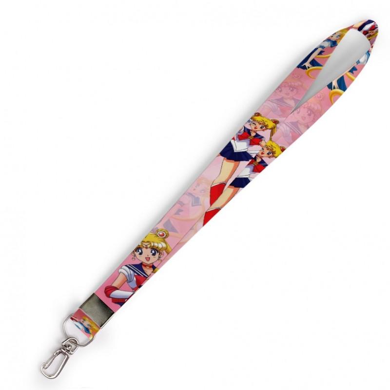 Cordão Sailor Moon C0506P com Mosquete Retrô